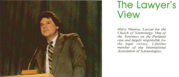 Harry Manion